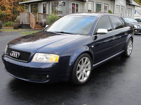 Audi RS For Sale In Enfield NH Carsforsalecom - Audi rs6 for sale