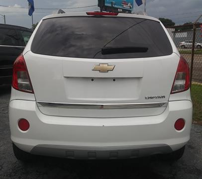 2014 Chevrolet Captiva Sport