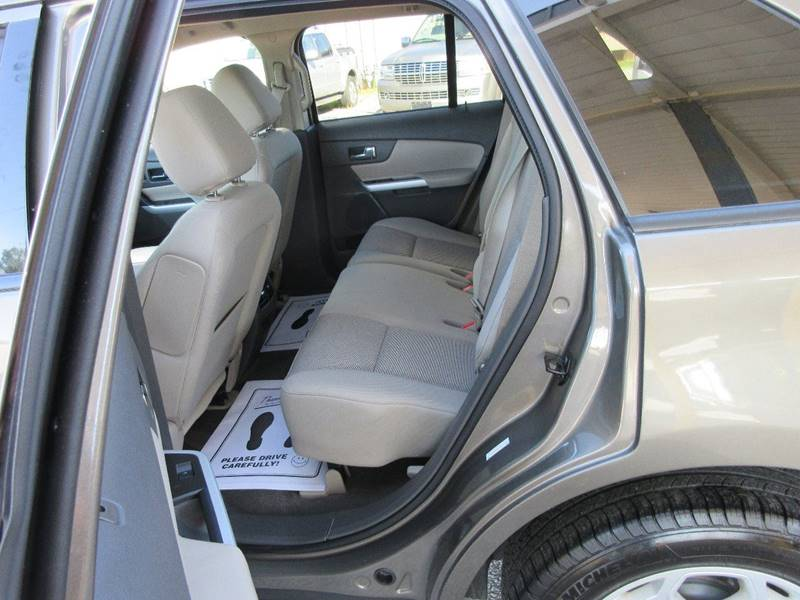 2013 Ford Edge SEL AWD 4dr Crossover - Fort Wayne IN