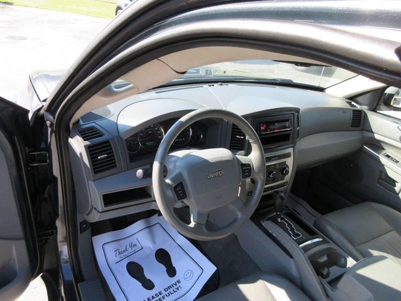 2007 Jeep Grand Cherokee Laredo 4dr SUV 4WD - Fort Wayne IN