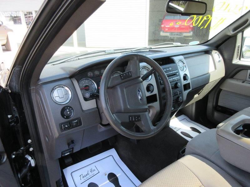 2010 Ford F-150 4x4 XLT 2dr Regular Cab Styleside 6.5 ft. SB - Fort Wayne IN