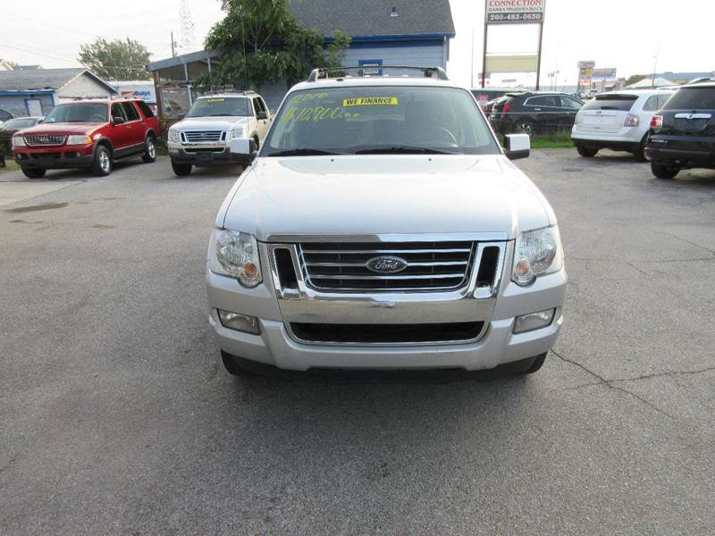 2010 Ford Explorer Sport Trac 4x4 Limited 4dr Crew Cab - Fort Wayne IN