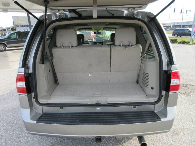 2008 Lincoln Navigator 4dr SUV 4WD - Fort Wayne IN