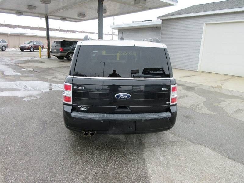 2010 Ford Flex AWD SEL 4dr Crossover - Fort Wayne IN