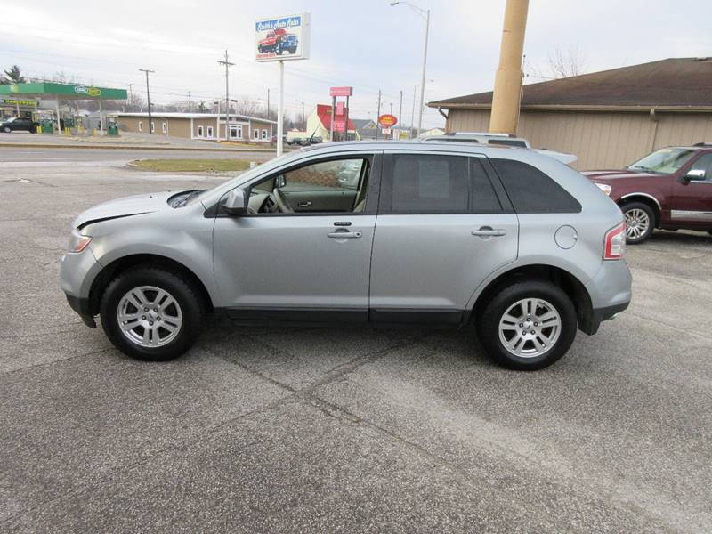 2007 Ford Edge AWD SEL 4dr SUV - Fort Wayne IN