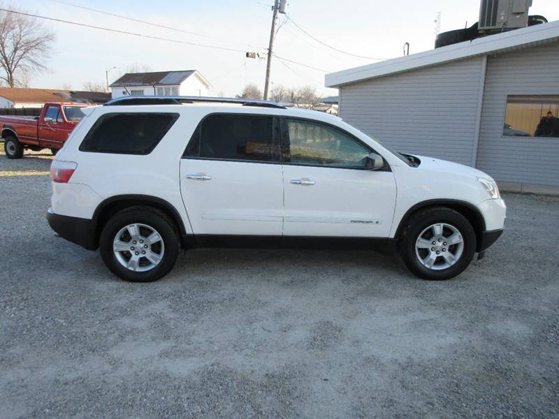 2008 GMC Acadia AWD SLE-1 4dr SUV - Fort Wayne IN