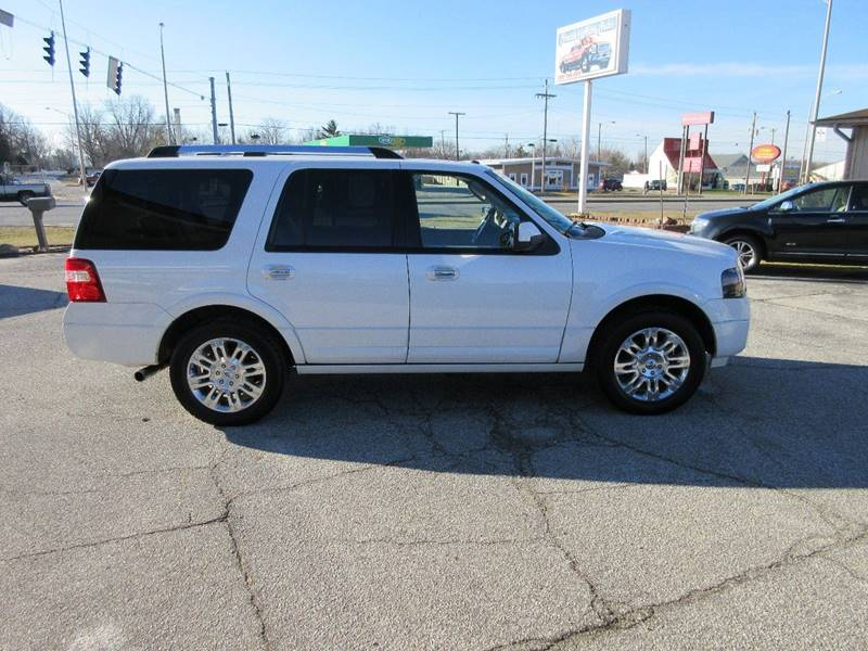 2013 Ford Expedition 4x4 Limited 4dr SUV - Fort Wayne IN