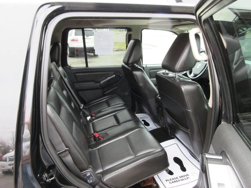 2009 Mercury Mountaineer AWD Premier 4dr SUV V6 - Fort Wayne IN