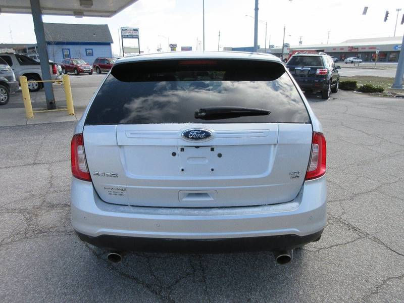 2013 Ford Edge AWD SEL 4dr SUV - Fort Wayne IN