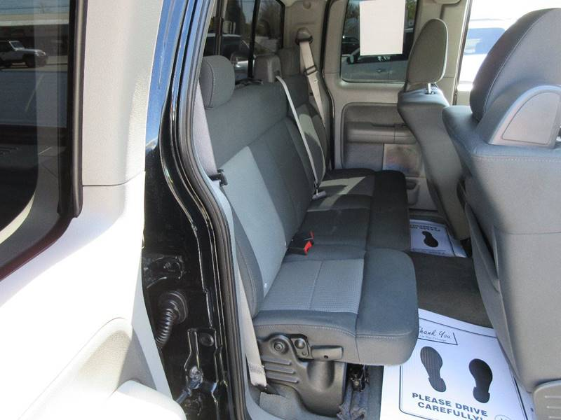 2008 Ford F-150 4x4 XLT 4dr SuperCab Styleside 5.5 ft. SB - Fort Wayne IN