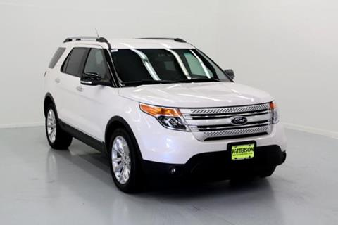2014 Ford Explorer for sale in Longview, TX