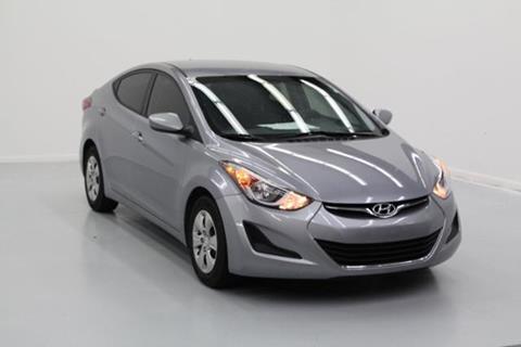 2016 Hyundai Elantra for sale in Longview, TX