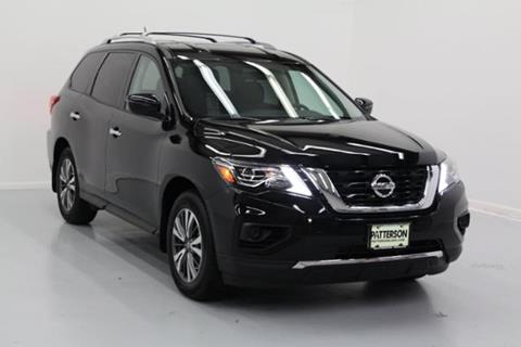 2017 Nissan Pathfinder for sale in Longview, TX