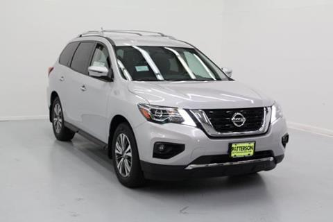 2018 Nissan Pathfinder for sale in Longview, TX