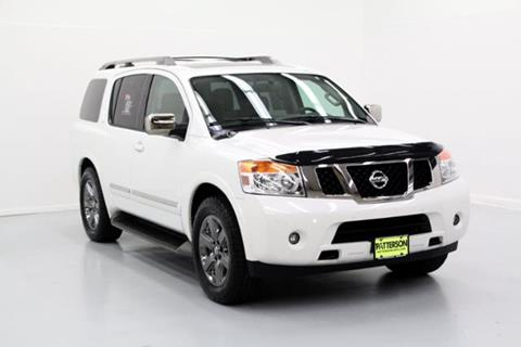 2014 Nissan Armada for sale in Longview, TX