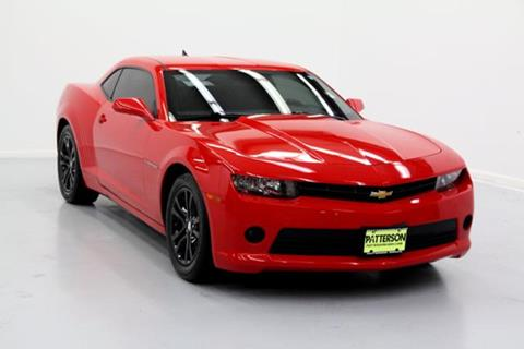 2015 Chevrolet Camaro for sale in Longview, TX