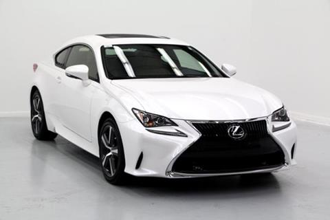 2017 Lexus RC 200t for sale in Longview, TX