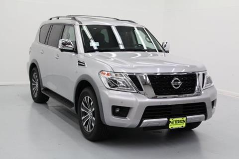2018 Nissan Armada for sale in Longview, TX
