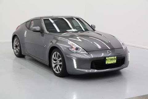 2013 Nissan 370Z for sale in Longview, TX
