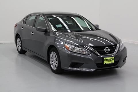 2018 Nissan Altima For Sale In Longview, TX