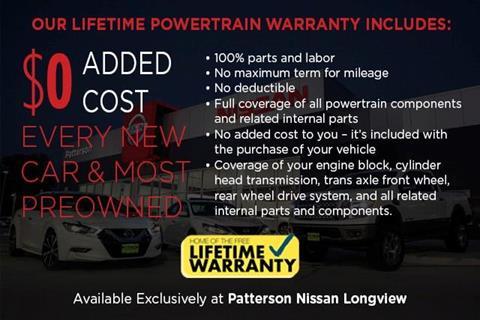 Best used suvs for sale in longview tx for Patterson motors of longview