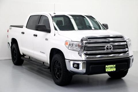 2016 Toyota Tundra For Sale In Longview, TX