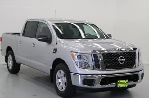 2017 Nissan Titan For Sale In Longview, TX