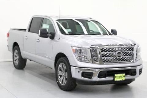 2019 Nissan Titan for sale in Longview, TX