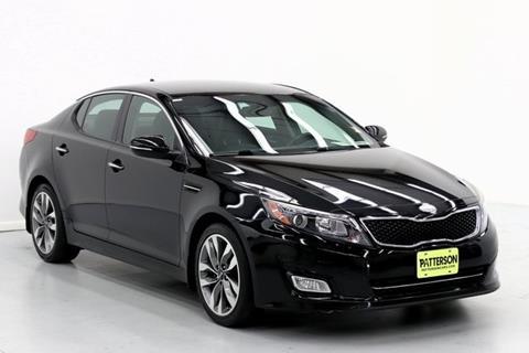 2014 Kia Optima for sale in Longview, TX