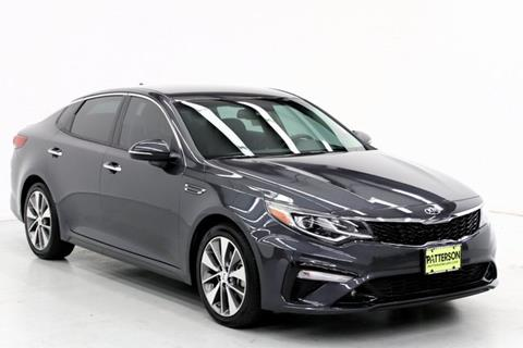 2019 Kia Optima for sale in Longview, TX