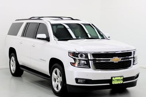 2016 Chevrolet Suburban for sale in Longview, TX