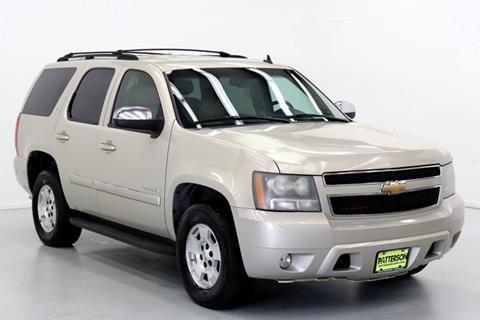 2007 Chevrolet Tahoe for sale in Longview, TX