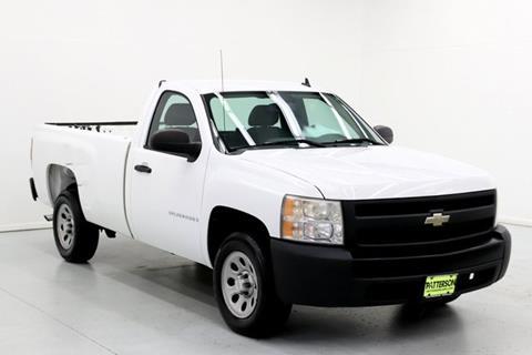 2008 Chevrolet Silverado 1500 for sale in Longview, TX