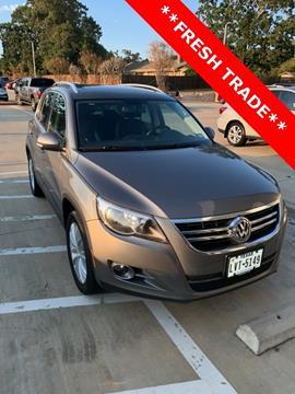 2011 Volkswagen Tiguan for sale in Longview, TX