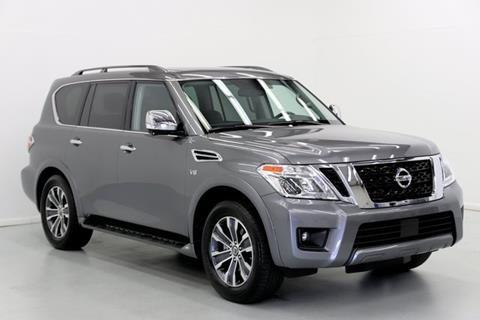 2019 Nissan Armada for sale in Longview, TX
