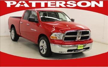 2012 RAM Ram Pickup 1500 for sale in Longview, TX
