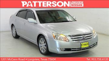 2005 Toyota Avalon for sale in Longview, TX