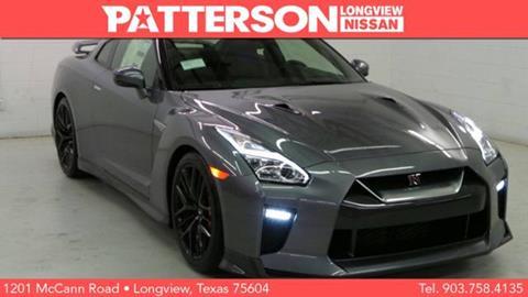 2017 Nissan GT-R for sale in Longview, TX