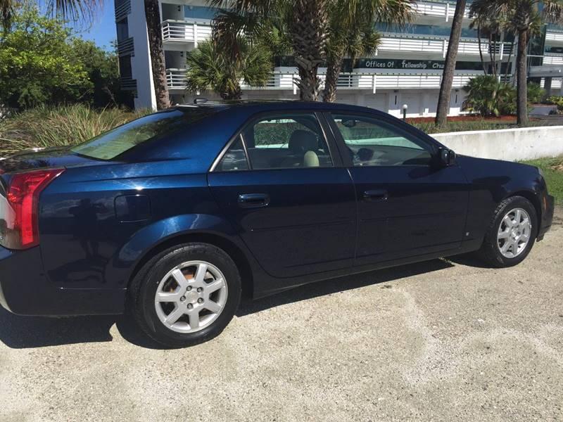2006 Cadillac CTS 4dr Sedan w/3.6L - Englewood FL