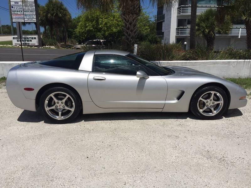 2002 Chevrolet Corvette 2dr Coupe - Englewood FL