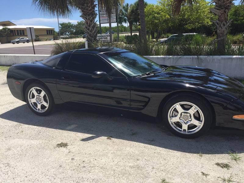 1998 Chevrolet Corvette 2dr Hatchback - Englewood FL
