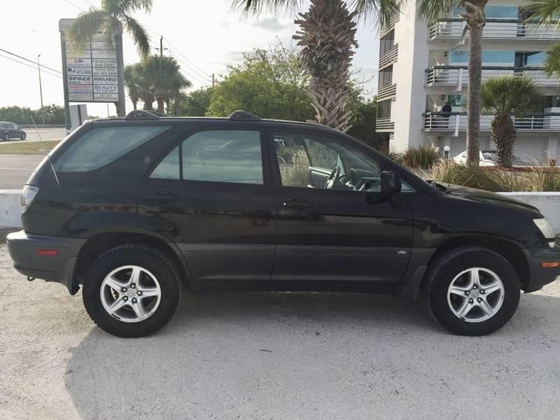 2001 Lexus RX 300 2WD 4dr SUV   Englewood FL