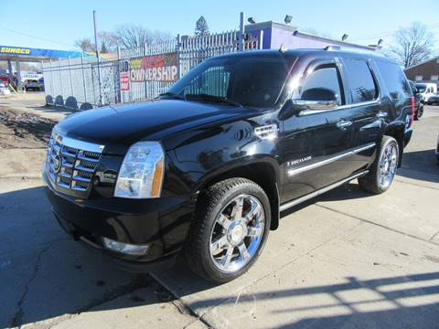 2007 Cadillac Escalade for sale in Detroit, MI