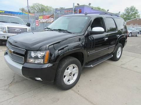 2007 Chevrolet Tahoe for sale in Detroit, MI