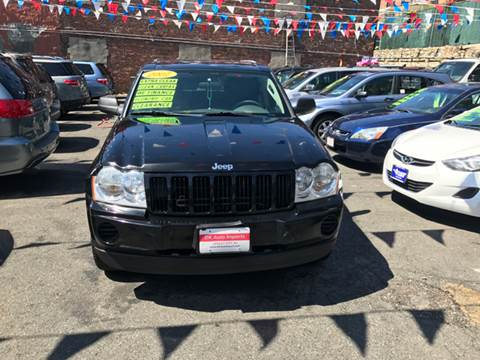 2007 Jeep Grand Cherokee for sale in Bronx, NY