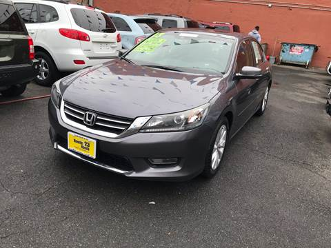 2013 Honda Accord for sale in Bronx, NY