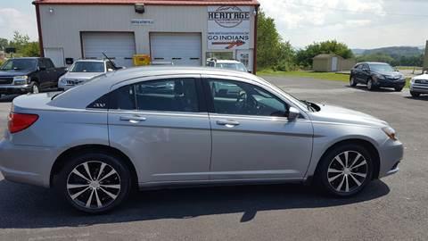 2014 Chrysler 200 for sale in Rural Retreat, VA