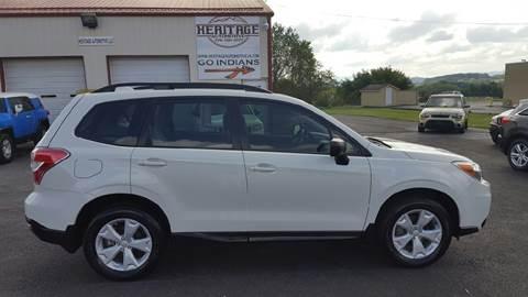 2016 Subaru Forester for sale in Rural Retreat, VA