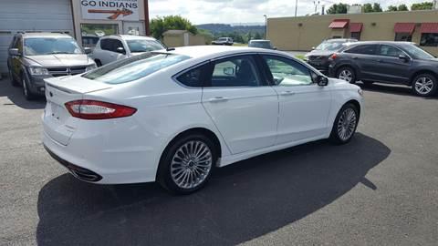 2016 Ford Fusion for sale in Rural Retreat, VA