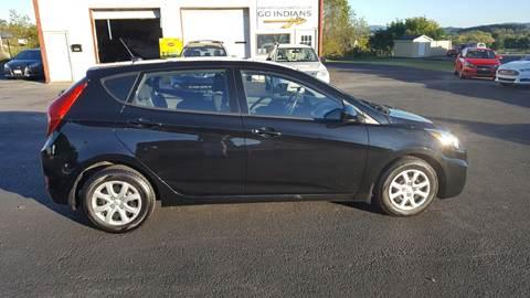 2014 Hyundai Accent for sale in Rural Retreat, VA
